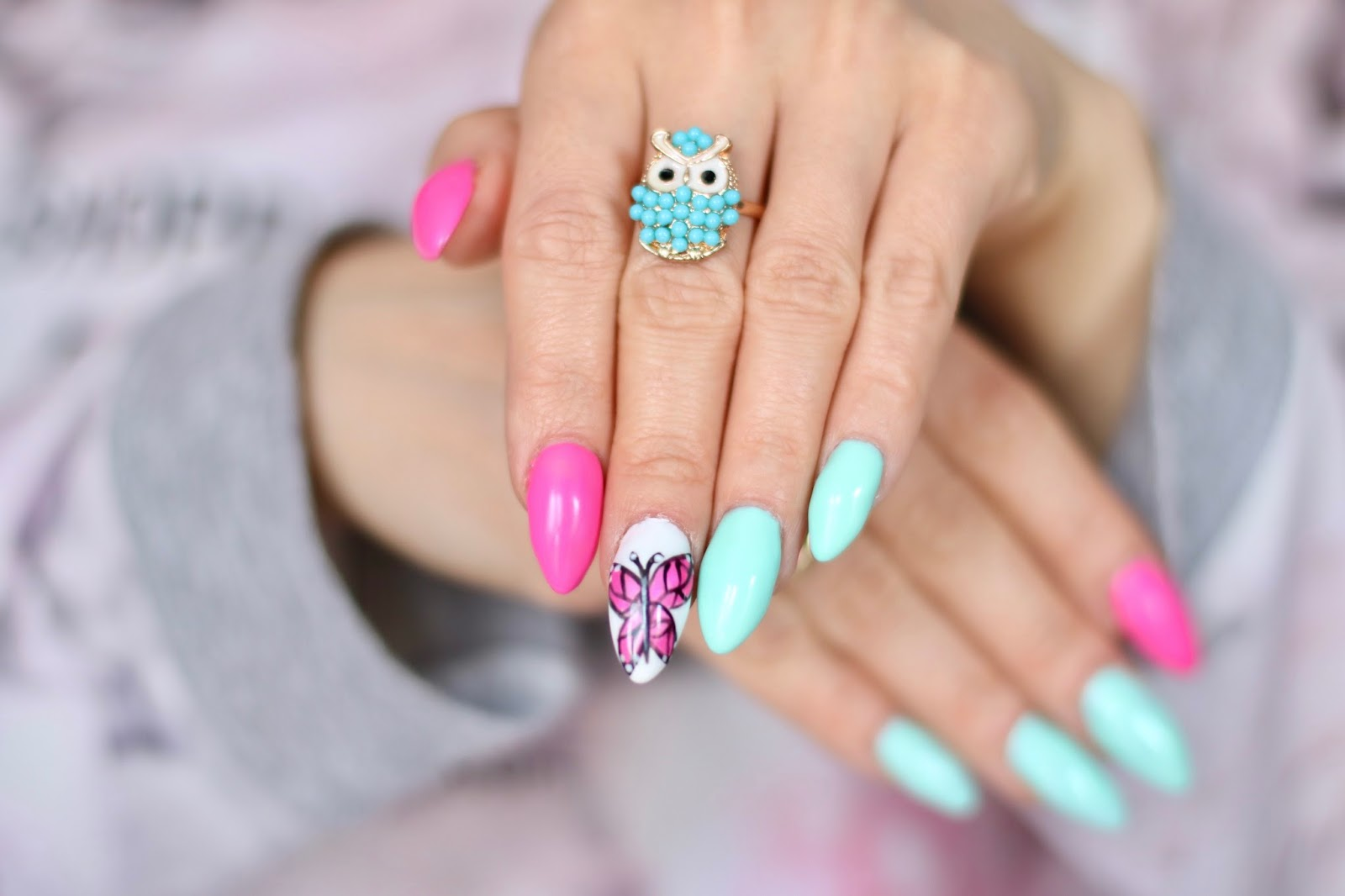 Butterflay Nails - Motylem Jestem