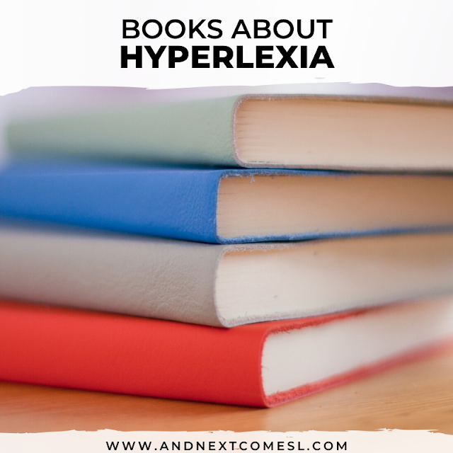 Books about hyperlexia