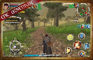 Kingdom Quest: Crimson Warden v0.14
