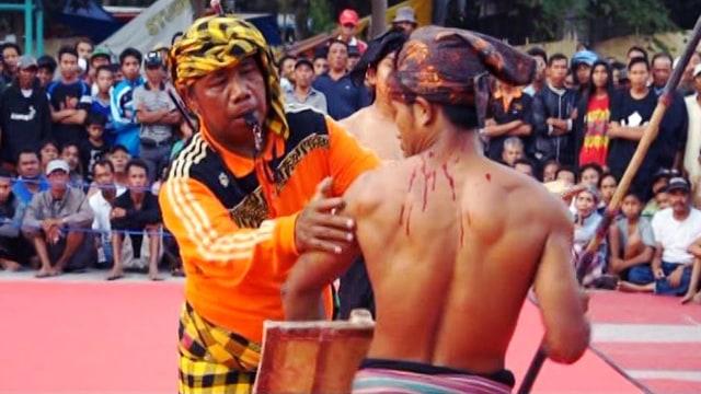 BOCOR! SELAQ MARONG dan 5 Pepadu Peresean Paling Gahar dan Terkenal di Lombok