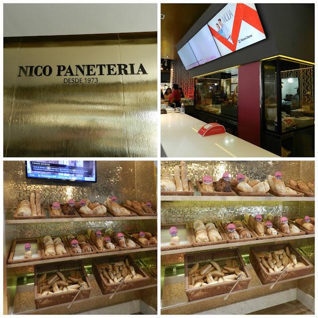 Onde comer na região do Castelo? Nico Paneteria