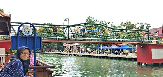 Menyusuri Sungai Melaka | Sekeluarga Berjalan Kaki