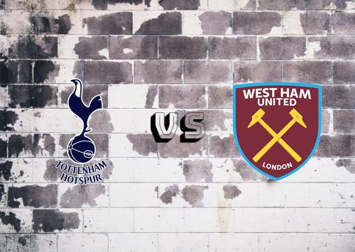 Tottenham Hotspur vs West Ham United  Resumen y Partido Completo