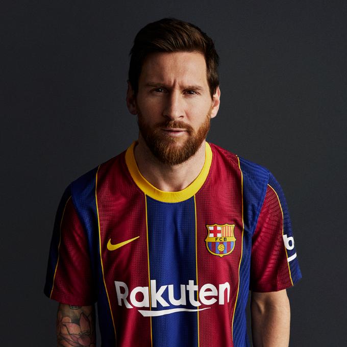 Fc Barcelona Official Present 2020 2021 New Home Kit Kelvinentertainment Blog