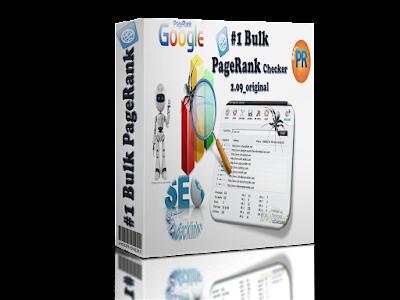 #1 Bulk PageRank Checker 2.09_original es un programa profesional para el control de grandes listas de URL de Google PageRank. Usted puede comprobar fácilmente más de 10.000 URL sin ser bloqueado.