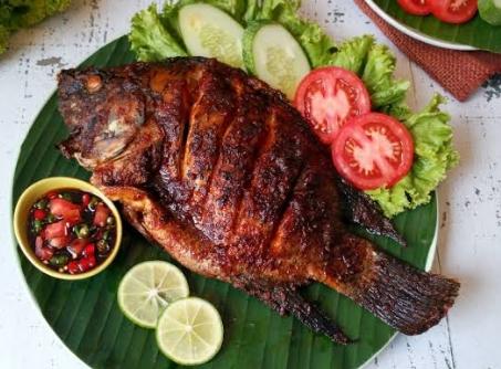 Resep Ikan Bakar Praktis