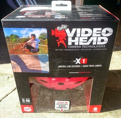Krash Video Head X1 Helmet