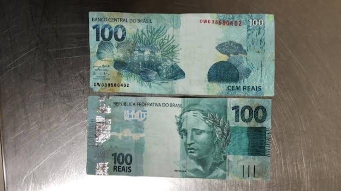 Castro Alves: Menor compra R$ 800,00 em notas falsas pela internet e é apreendido pela Polícia Civil
