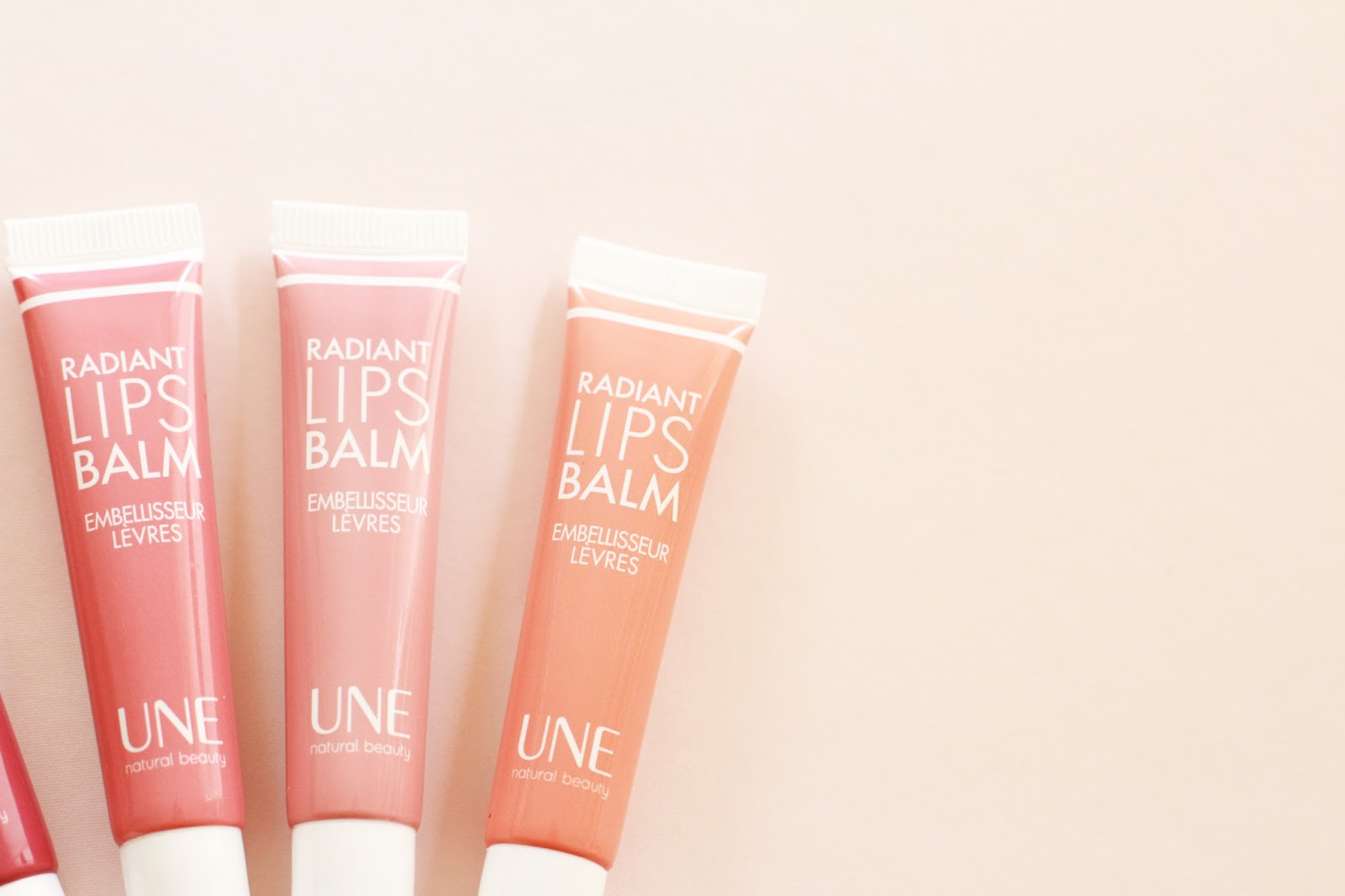 radiant lips balm