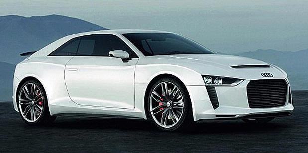 audi a5 quattro legend concept most popular car concept car new car used car. Black Bedroom Furniture Sets. Home Design Ideas