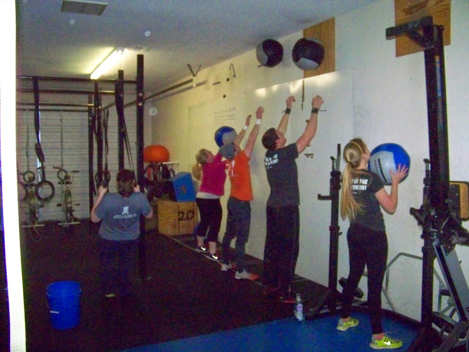 CrossFit Stillwater: Wednesday 150311