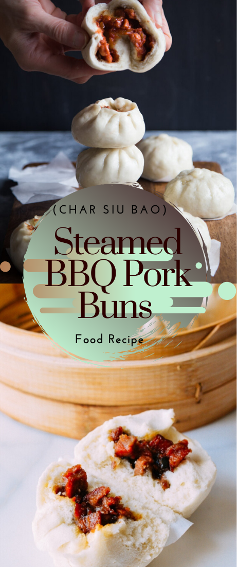 Steamed BBQ Pork Buns (Char Siu Bao) #dinnereasy #quickandeasy #dinnerrecipe #lunch #amazingappatizer