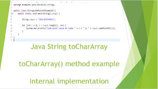 String codePointAt