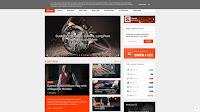 MagOne v6.7.8 Responsive Blogger Template Premium Version