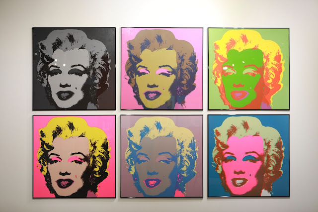 ara tatil önerisi Andy Warhol Sergi