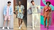 5 Tendências moda masculina primavera/verão 2020