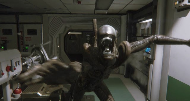 Alien Isolation PC Games Gameplay