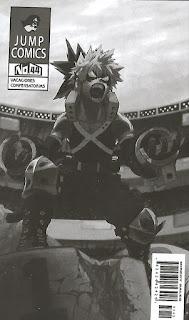 """My Hero Academia"" (僕のヒーローアカデミア) vol.5 de Kōhei Horikoshi"