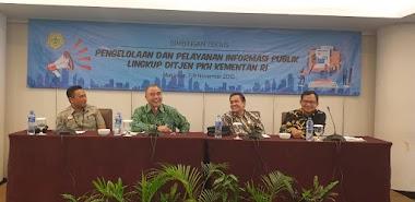 Kementan Perkuat Komitmen PPID Untuk Keterbukaan Informasi Publik