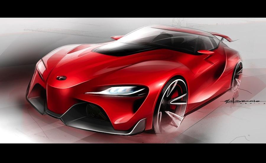 トヨタが「スープラ」の名前を米国で商標登録。新型スポーツカーとして再び登場?|idea Web Tools