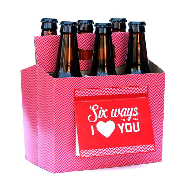 Bier groeten box