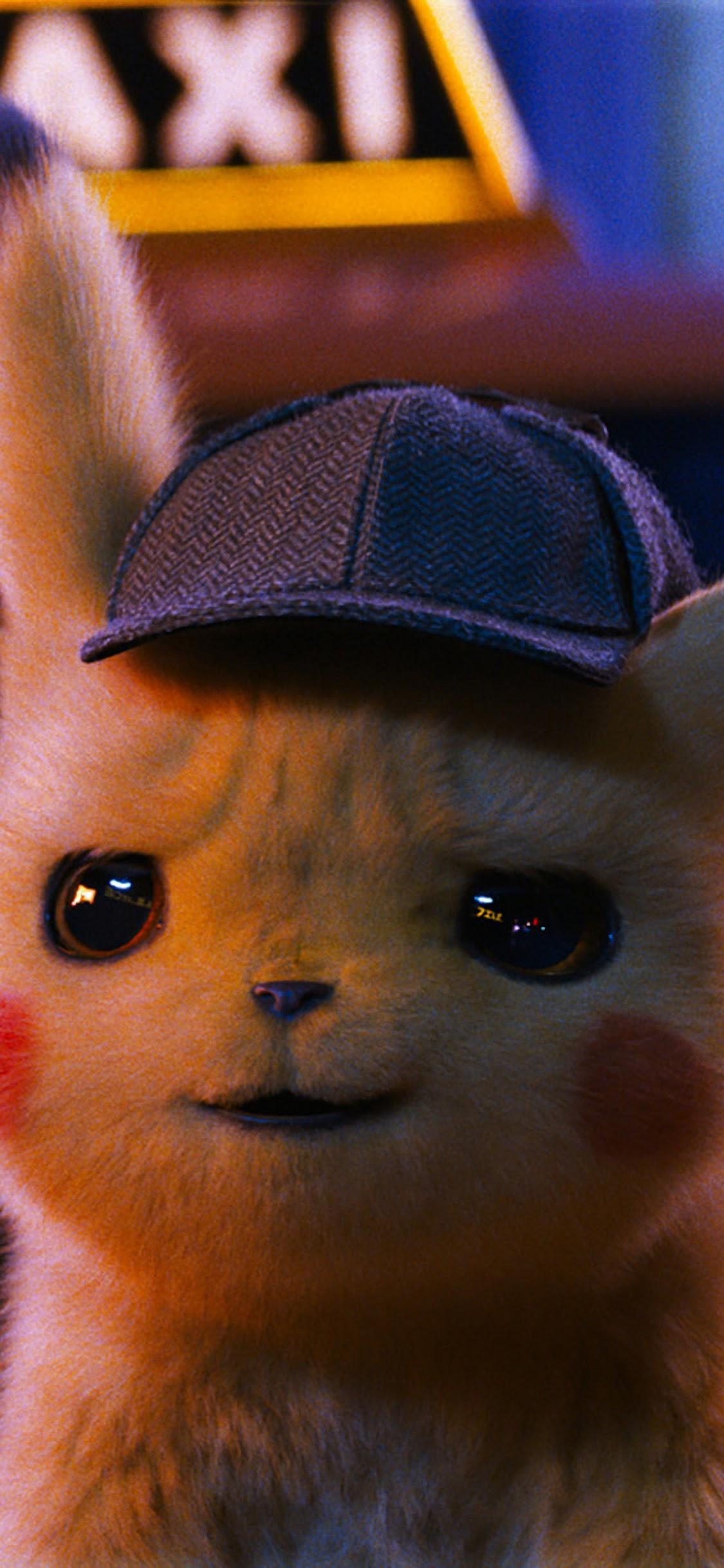 Detective Pikachu 4k Wallpaper 12