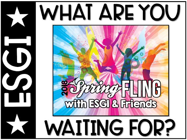 Spring Fling 2018 with ESGI & Friends!