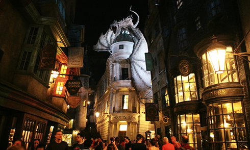 Wizarding World Harry Potter Universal Orlando
