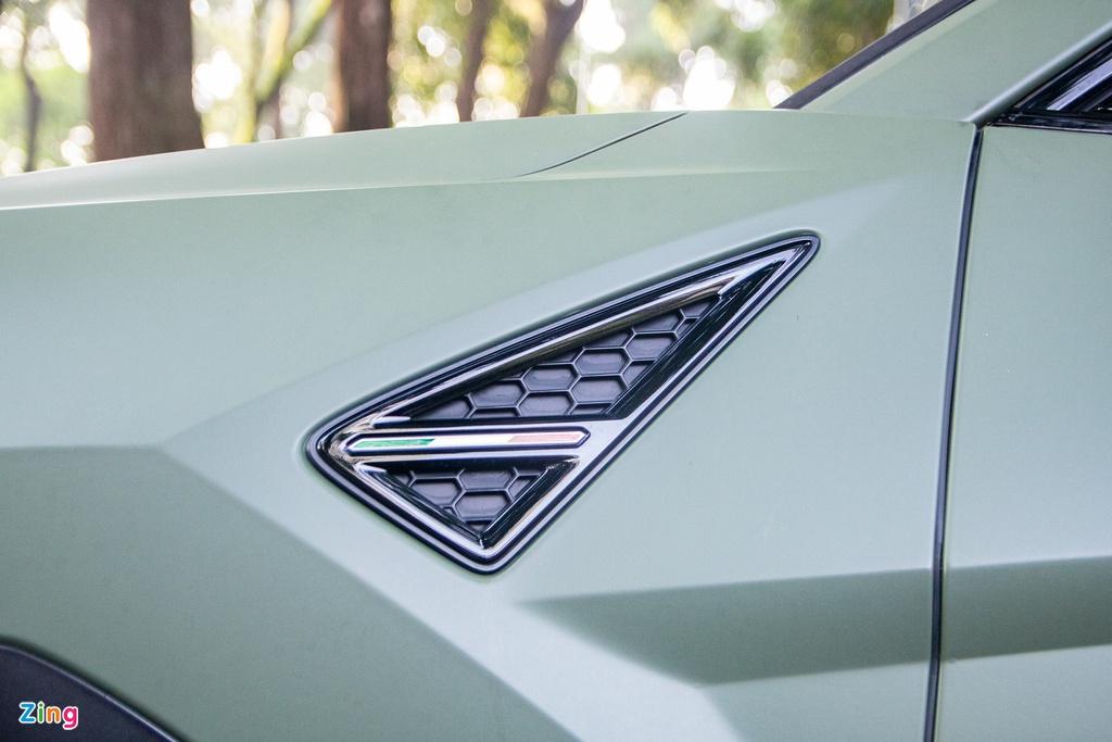Lamborghini Urus - siêu xe mới nhất của ông Đặng Lê Nguyên Vũ