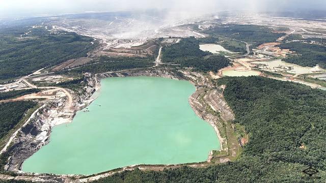 Berpotensi Hancurkan Ekologi, Masyarakat Borneo Desak UU Minerba Dibatalkan