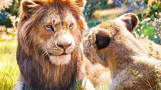Review Film The Lion King (2019)