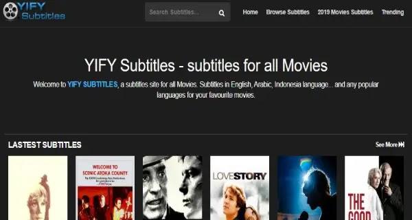 tempat download subtitle terbaik
