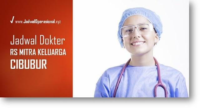 Jadwal Dokter RS Mitra Keluarga Cibubur