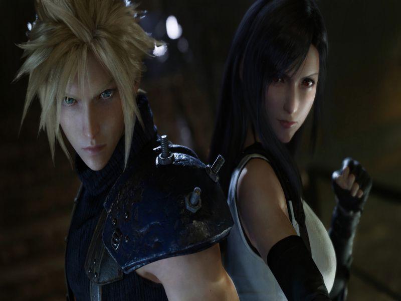 Final Fantasy VII Remake Highly Compressed Free Download