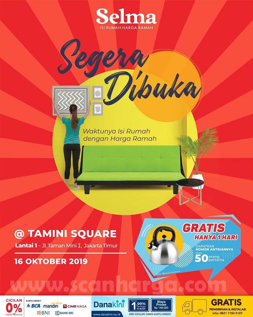Katalog Promo SELMA Furniture Terbaru November 2019