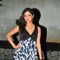 suave and bonny Hari priya latest stills in hot dress in night outdoor
