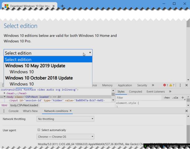 تحميل أحدث إصدار أصلى من ويندوز 10 بجميع اللغات ISO