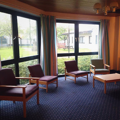 Day in the Life - Psychiatric Inpatient - ward lounge