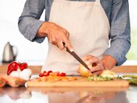 关于如何与国际厨师一起烹饪课程的提示