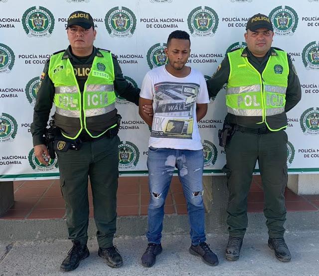 ¡ Otro que estaba preso andaba en la calle !