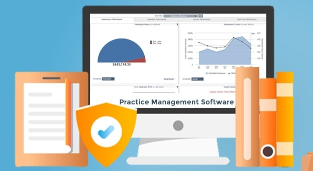 practice management software programs medical office business