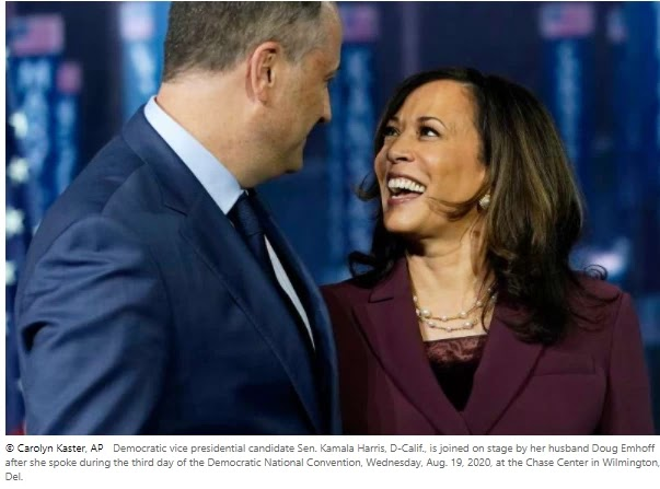 Kamala Harris's husband, Doug Emhoff, will be the country's first 'second gentleman'