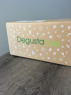 Degustabox delivered a box full of snacks and pantry items perfect for summer!