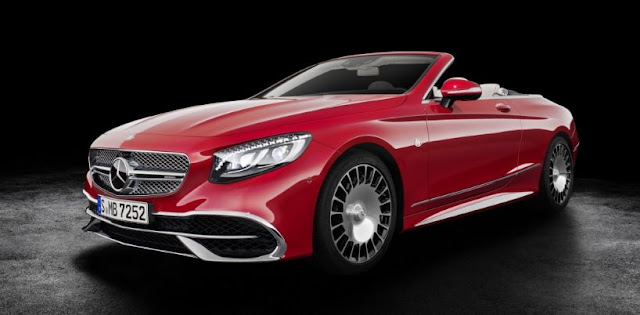2017 MERCEDES MAYBACH S650 CABRIOLET REVIEW