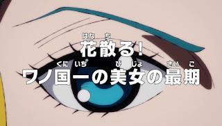 One Piece Episódio 928