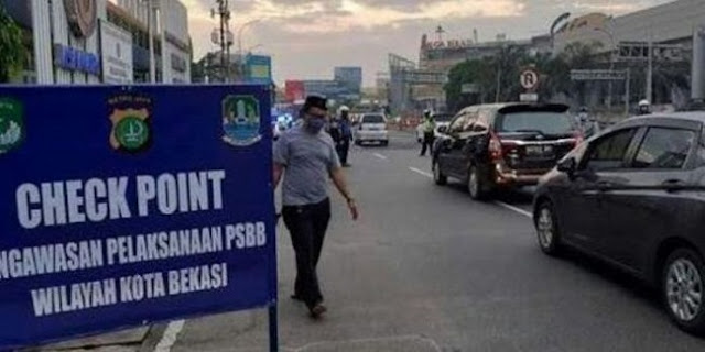 Sejak 27 Mei, Total 10.863 Kendaraan Tanpa SIKM Dicegah Masuk DKI Jakarta