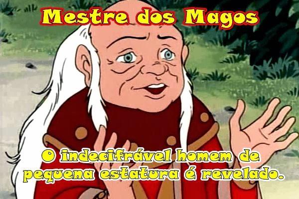 Mestre Dos Magos O Indecifrável Homem De Pequena Estatura