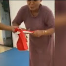 3 Emak-emak di Sumedang Ditahan Gegara Gunting Bendera Kebangsaan