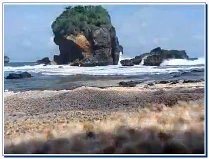 Rute Menuju Pantai Wediombo
