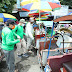 Ahli Kesehatan Lingkungan Lakukan Penyemprotan Pasar di Palopo